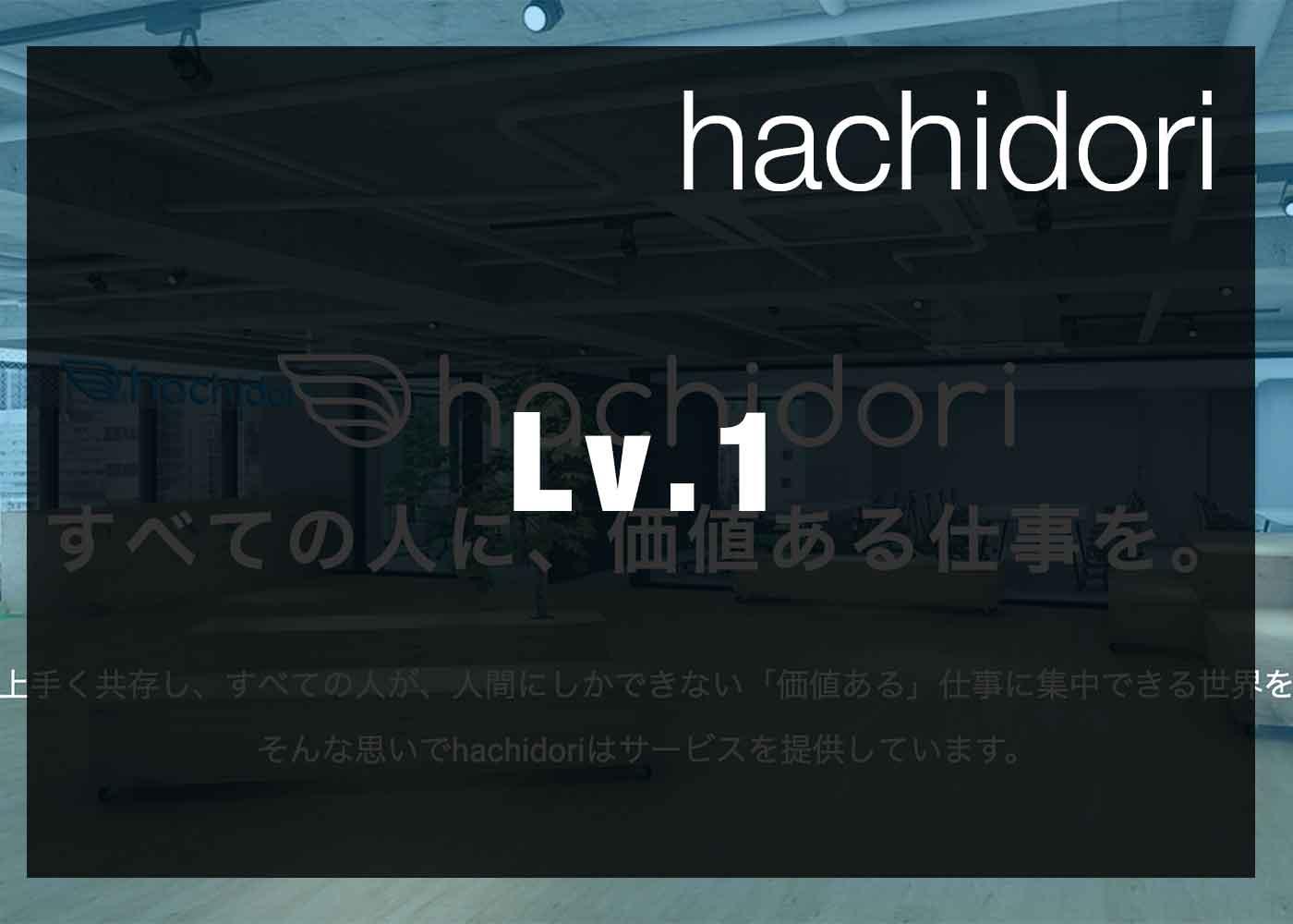 Lv.1: hachidoriの「シナリオ」の作り方
